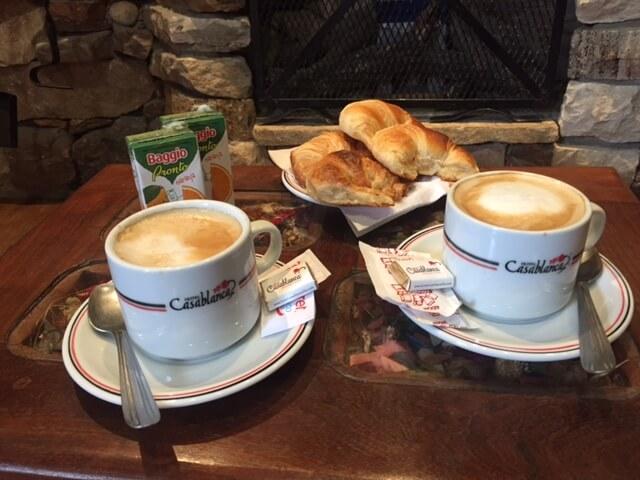 Desayuno Casablanca